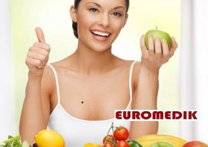 Samo 770 din kompletan nutricionistički pregled u opštoj bolnici Euromedik u centru grada! Živite zdravo, hranite se pravilno!