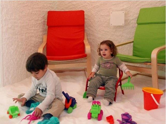 Samo 390 din SLANA SOBA 2 tretmana za odrasle (3 tretmana za decu) Maestral Sol na Vračaru! Problemi disajnih puteva, alergija!