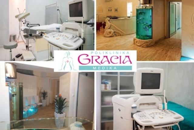 Samo 1290 din paket 3 ultrazvučna pregleda: ABDOMEN, ŠTITASTA ŽLEZDA I MALA KARLICA ILI PROSTATA u Gracia medici u centru grada!