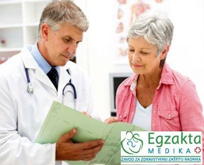 Samo 2500 din pregled KARDIOLOGA + ultrazvuk srca + EKG + merenje pritiska, pulskna oksimetrija i spirometrija, Egzakta medika!