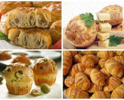 Samo 700 din SLANI MIX za proslave 1 kg: slani rolati, torte, pitice, projice, carska pita, kiflice... uz DOSTAVU, Nanina tajna!