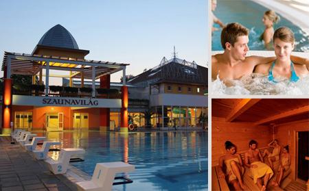Samo 1290 din SPA dan u Morahalom banji u Mađarskoj sa 13 bazena, saunama, wellness - 27.05, 11.06. ili 09.07.2017!