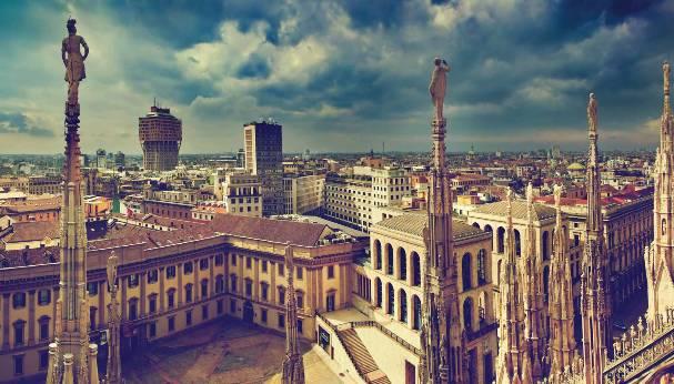 Samo 450 din kupon za putovanje: MILANO-ĐENOVA-SERRAVALLE-LAGO DI KOMO za 89 € (5 dana, autobuski prevoz) 22.07. ili 22.09.2016!