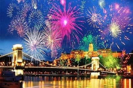Samo 200 din kupon za Novogodišnju noć u Budimpešti, platite 20 umesto 35 evra,  Odiseja Travel!